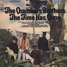 The Chambers Brothers, The Time Has Come, Excellent, Audio CD