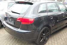 Audi A3 8PA Sportback Dachkantenspoiler S-Line Spoiler Heckspoiler Dachspoiler