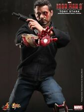 HOT TOYS 1/6 IRON MAN 3 TONY STARK MANDARIN MANSION ASSAULT NEW & STOCK