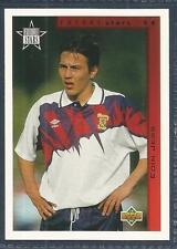 UPPER DECK WORLD CUP USA 1994- #242-SCOTLAND & ABERDEEN-EOIN JESS