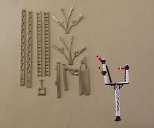 P&D Marsh N Gauge N Scale B324 LMS junction signal kit requires painting