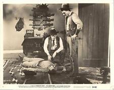 Randolph Scott in Ten Wanted Men 1955 western vintage movie photo 9033