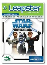 Brand New LeapFrog Leapster 2 Star Wars Jedi Math NIP Factory Sealed