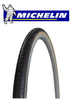 Pneu vélo bike tire Michelin TRADI 650 X 35B Noir/Beige TR World tour 26x1 1/2