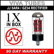 Brand New JJ Electronic GZ34 / 5AR4 Rectifier Vacuum Tube