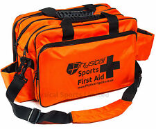 Physical Sports First Aid Holdall Bag | Orange, Empty