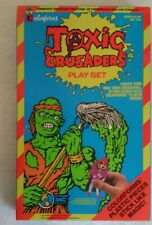 1991 Colorforms TOXIC CRUSADERS play set New Open Box #746 Age 3+