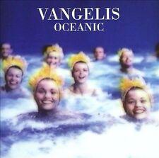 1 CENT CD Oceanic - Vangelis