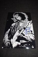 RANDY HANSEN signed 8x12 inch autograph Photo InPerson 2015 Berlin JIMI HENDRIX