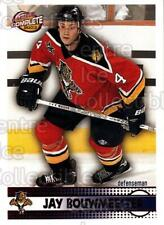 2002-03 Pacific Complete Red #568 Jay Bouwmeester