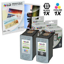 LD Remanufactured Canon #PG-30 & #CL-31 Combo Set - 1 Color