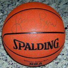 Larry Bird Signed Autographed OFFICIAL NBA Basketball Ball JSA Auction House LOA