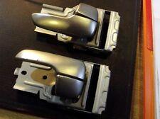 Door handle set, satin, internal r/h & l/h, Mazda MX-5 mk2.5, MX5, inside, USED