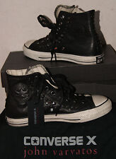 NEW CONVERSE BY JOHN VARVATOS CHUCK TAYLOR  ALL STAR STUDDED  HI MEN'S 9.5
