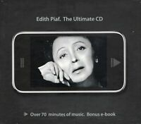 Edith Piaf - The Ultimate CD (2010 CD) New & Sealed