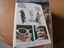 Zwei auf gleichem Weg- Two for the road- Audrey Hepburn, Albert Finney DVD