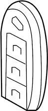Nissan/INFINITI 285E3-9PB5A Keyless Entry Transmitter.