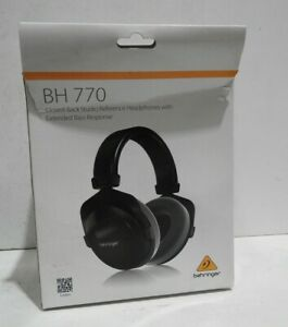 Behringer BH770 Closed-Back Studio Reference Headphones