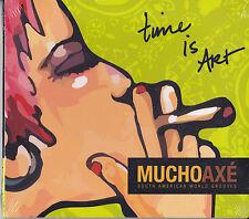 CD Mucho Axé - Time is Art - South American Groves NEU u. OVP