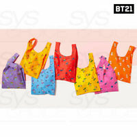 BTS BT21 Official Authentic Goods Standard Baggu Bag 39 x 64 x 15cm + Tracking