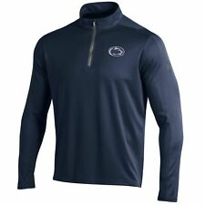 New listing Penn State Nittany Lions Under Armour Navy Golf Loose 1/4 Zip LS Pullover (S)