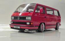 VW Bus T3 Multivan Limited Last Edition Five Spoke Felgen 16  Zoll Umbau 1/18