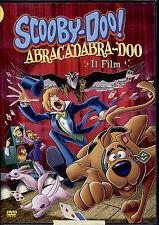 SCOOBY-DOO ABRACADABRA-DOO IL FILM - DVD NUOVO E SIGILLATO, NO EDICOLA