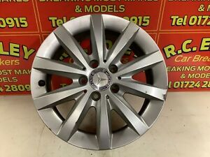 Mercedes A180 2013 16 Inch Alloy Wheel Without Tyre