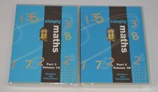 Student Support Centre Simply Maths DVD Part 3 Volume 1a & 1b number calculation