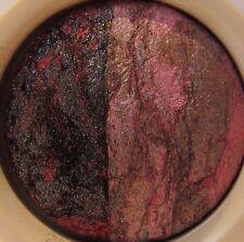 Laura Geller Eye Shadow Baked Marble TOASTY PINK & Eye Rimz BERRY FLAMBE Intense