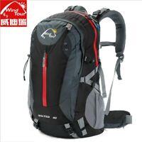 40L Travel Hiking Backpack Outdoor Sport Camping Daypack Rucksack Bag Waterproof
