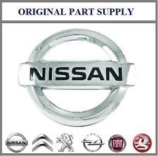 Genuine New NISSAN TAILGATE BADGE Boot Emblem For Qashqai J10 2007-2013 Tailgate