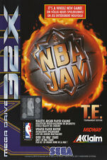 # Mega Drive 32x: nba Jam Tournament Edition-Top #