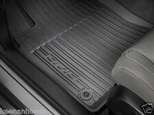 Genuine OEM Honda Civic 2dr Coupe All Season Floor Mat Set Mats 16-17 High Wall