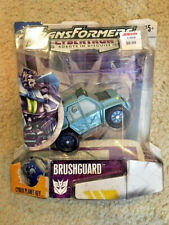 Transformers Cybertron: BRUSHGUARD. Earth Planet Scout Class. 2005. Unopened!