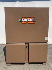Knaack 119 02 Field Station Foreman Job Site Jobbox Tool Storage Cabinet 60x44