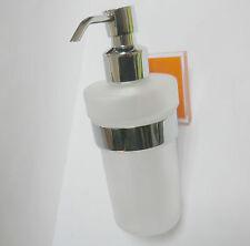 Gedy Dispenser Sapone Liquido parete MAINE Access Bagno Placca Arancione