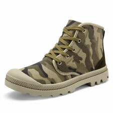Unbranded Canvas Boots - Men's Footwear