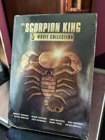 (DVD) SCORPION KING: 5-Movie Collection (2018) Dwayne Johnson, Randy Couture