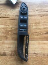 2013-19 Ford Escape CMAX Genuine OEM Master Power Window Switch BLACK Bezel