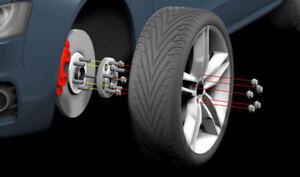 90-2015 Subaru BRZ Impreza Legacy Forester Scion FR-S H&R DRM 30mm Wheel Spacers