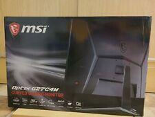 """NEW MSI 27"""" Curved 1920x1080 HDMI DP 165Hz 1ms FreeSync LCD Gaming Monitor"""