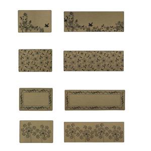 JVL ELEGANCE INDOOR LINNEN EFFECT DOOR MAT (50x75cm) & HALL RUNNER (50x150cm)