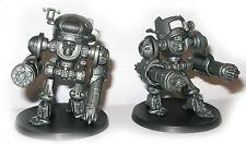 UNL pattern weaponized servitor Tehnolog Robogear 2 models