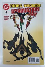 Titans Young Justice Graduation Day #1   2003 DC Comics 1st Indigo 1st Print VF