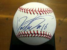 DAISUKE MATSUZAKA # 16 2007 WSC BOSTON RED SOX SIGNED AUTO OML BASEBALL JSA