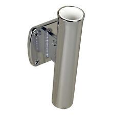 15 Degree 53681SA Smith Stainless Steel Flush Mount Rod Holder C.E