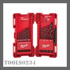 Milwaukee Tools 48-89-2803 THUNDERBOLT® Black Oxide Drill Bit Set - 15 pc.