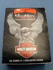 Harley Davidson MotorcyclesTrading Cards~Skybox~Tribute To Armed Forces~1994