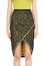 Sass & Bide SIX MONTHS LATER lace  Embroidered Skirt Size 6 RRP $750 NEW